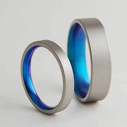 titanium rings wedding bands promise rings titanium