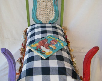 French Country Cottage Doll or Pet Bed