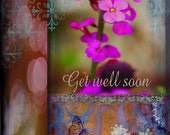 Get Well A Fine Art Greeting Card