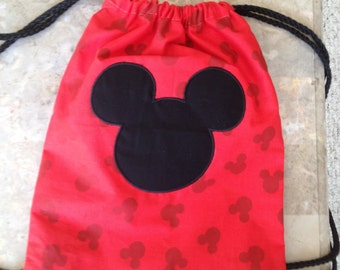 Disney Drawstring Backpack