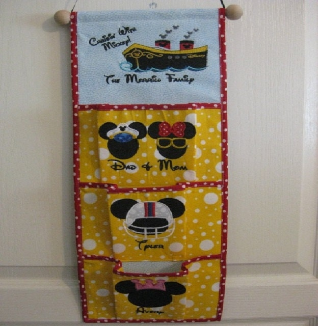 3 pocket fish extender for your disney cruise pick by