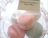 Sweet Interior Ceramic Macaron Sachet-Fragrance Object