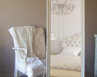 French Provencal, Full Length Mirror, Leaning Mirror