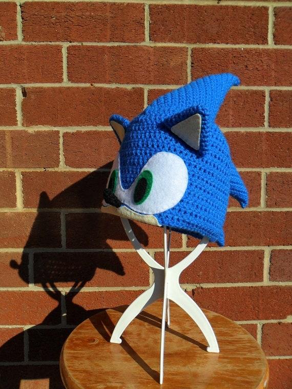 RESERVED for JBECKHUSEN - Sonic the Hedgehog Beanie