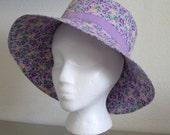 Sunhat - Lavender Garden