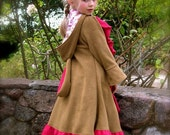 Bunnycoat/ Little Brown Bunny size 6 / 8