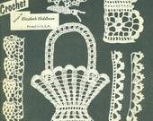 ELIZABETH HIDDLESON Volume 20 - Crochet Edgings