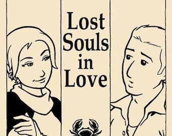 Lost Souls in Love comic
