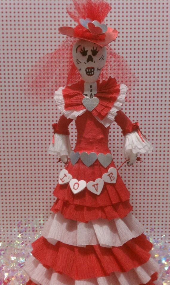 Day of the Dead Catrina on SALE