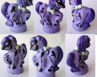 Custom My Little Pony Skeleton Lavendeath