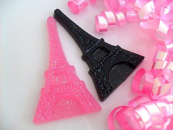 10 EIFFEL TOWER Mini SOAP Favors - Eiffel Tower Party Favor, Eiffell Tower Birthday, Eifell Tower Baby Shower  (Favor Tags Included)