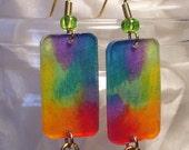 Colors of Joy earrings