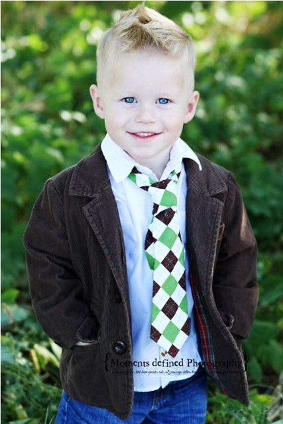 READY to SHIP Boys Best Friend Collection ARGYLE  // 2t - 4t  // by Bubba Mae
