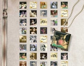 Instant Download Guardian angels-Digital Collage sheet-Digital 1 inch square-Images for pendants-Image for jewelry-TAKE YOUR PICTURE