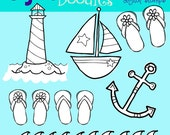 KPM boat race digital stamps