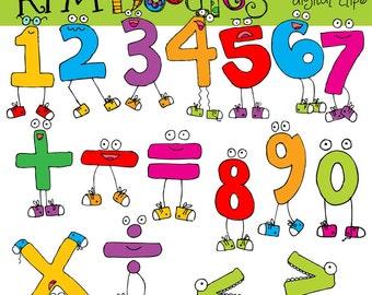 KPM Math Monsters COMBO