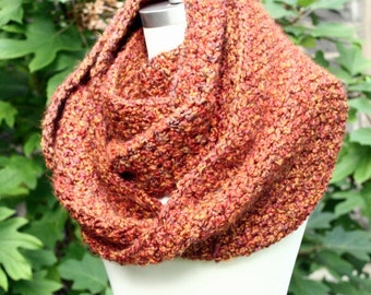 The Wild Fire Signature Infinity Scarf