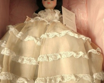 Madame Alexander  Gone With The Wind GWTW Doll In Original Box