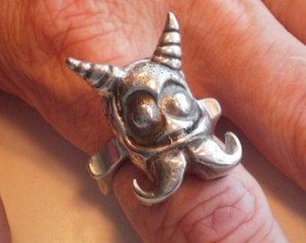 Hindu-Java Devil Ring