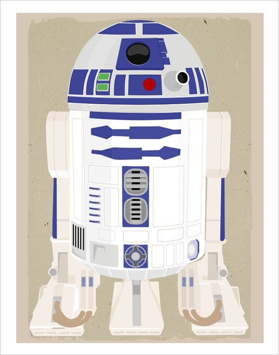 Universal image within r2d2 printable
