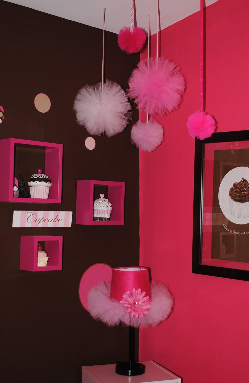 Chandeliers pendant lights for Pom pom room decor