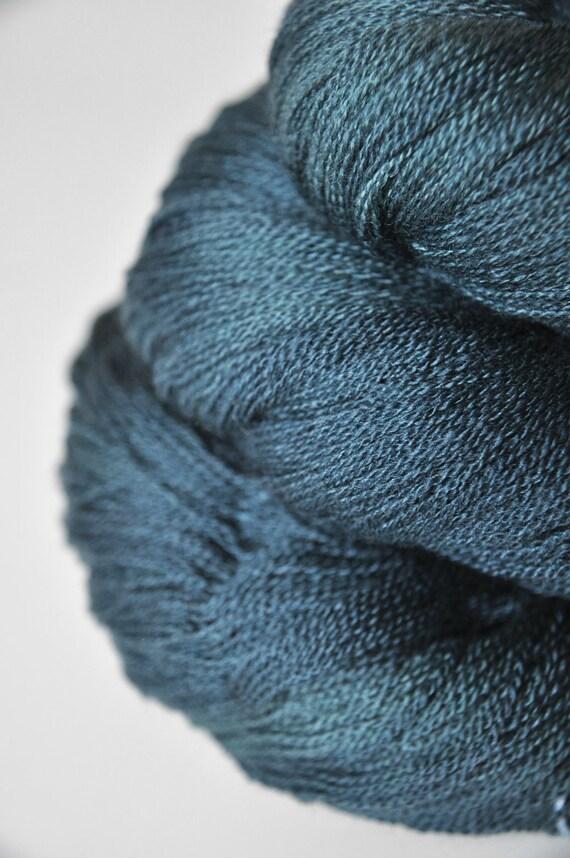Dead Marshes - Merino/Silk/Cashmere Yarn Fine Lace weight