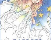 Fairies- A Fantastic Coloring Book
