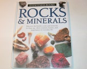 Rocks and Minerals Eyewitness Books, Natural History Museum, London