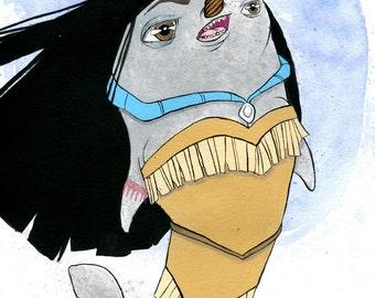 Pocahontas  Narwhal
