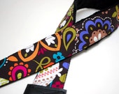 Camera Straps - READY to SHIP - SLR Camera Strap - Photographer Gift - Gifts for Her - Birds of Norway