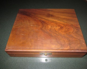 10 x 8 Classic Wood Jewelry Box