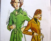 KWIK 741 Women's 80s Duster Jacket Sewing Pattern Bust 41 to 45