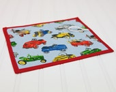 Chalkboard Mat Classic Cars Boy Children's Toy, Writing Mat, Drawing Toy