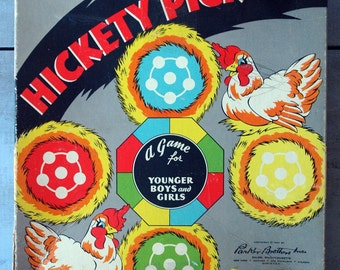 Hickety Pickety Game