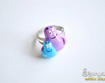 Barbapapa Ring