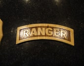 Ranger Tab - Promotion Gift - Retirement Gift - Father's Day Gift