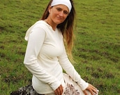 Eco - Friendly Headbands - Set of Three  - Stretch Knit Fabric - Organic Clothing - Several Colors