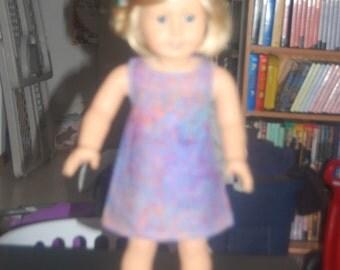 sundress for 18 inch dolls