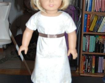 Summer dress for 18 inch dolls