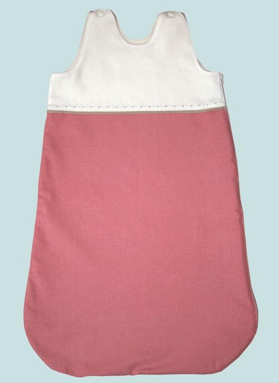 SALE - Organic Wool Baby Sleep Sack/Bag