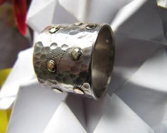 14k   Gold   Dots   Ring