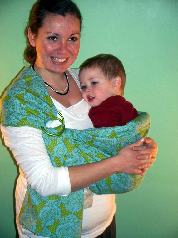 Baby Ring Sling Pattern Padded Sling Baby Carrier Pattern Pdf