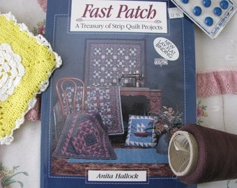 Vintage Quilt Projects Book Dated 1989