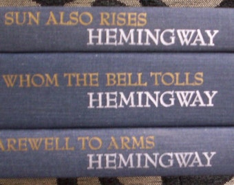 a comparison of a farewell to arms and the sun also rises From plot debriefs to key motifs, thug notes' the sun also rises by ernest hemingway summary & analysis has you covered with themes, symbols, important quotes, and more buy the book here on .