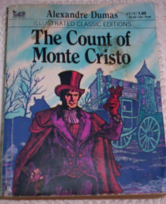 a simple fishermans story the count of monte cristo by alexandre dumas Loyalty in the count of monte cristo by alexander dumas this essay is about the loyal and unloyal people in the story (2004, february 14.