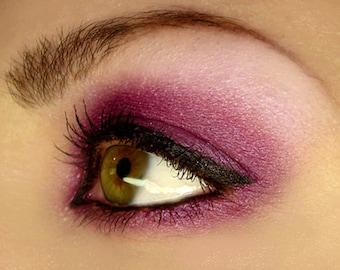 ROCKSTAR Purple Mineral Eyeshadow Pigment Makeup Violet