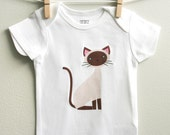Siamese baby bodysuit for baby girl or baby boy