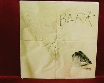 JEFFERSON AIRPLANE - Bark - 1971 Vintage Vinyl LP Record Album