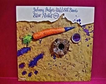 Johnny HODGES - Wild BILL DAVIS - Blue Rabbit - 1964 Vintage Vinyl Record Album
