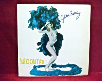 GOLD EARRING - Moontan - 1973 Vintage Vinyl Record Album